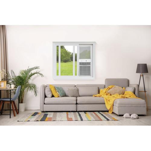 Gallery - Frigidaire 8,000 BTU Window-Mounted Slider / Casement Air Conditioner