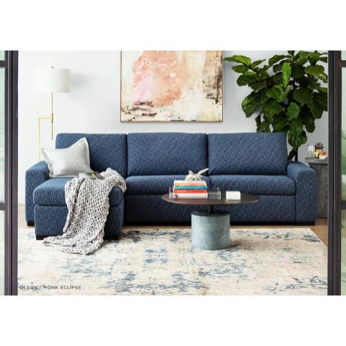 Olson Plush Sleeper Sofa - American Leather