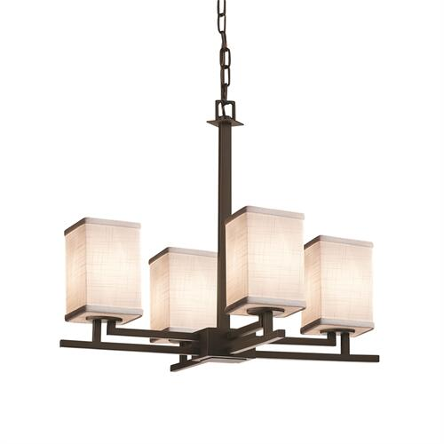 Aero 4-Light Chandelier
