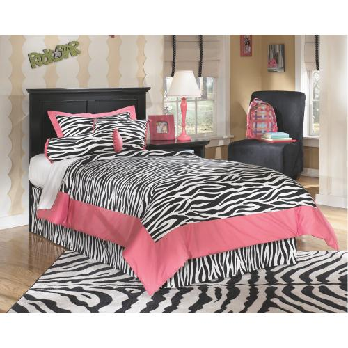 B138 Twin Panel Bed Set