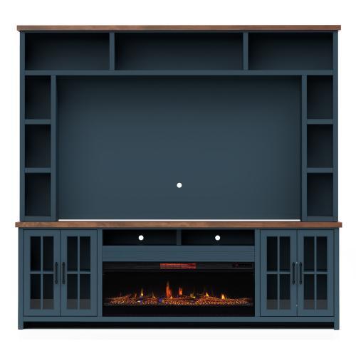 Legends - Nantucket Super Fireplace Cnsl (GL)