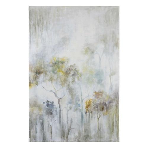 Sunshine Thru The Rain Hand Painted Canvas