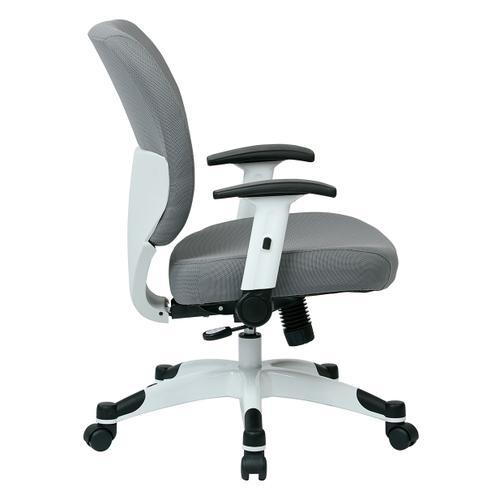 Padded Seat Managers Chair