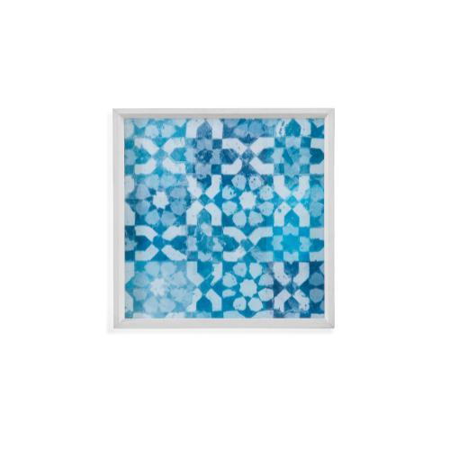 Bassett Mirror Company - Blue My Mind I