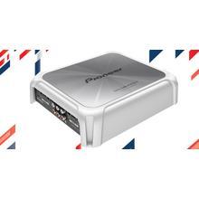 Product Image - 4-Channel - Class D, 1200w Max Power - Bridgeable Amplifier