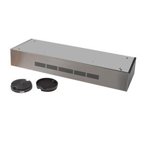 BestWP29 Non-duct Kit 30'' Wide 6'' High Stainless