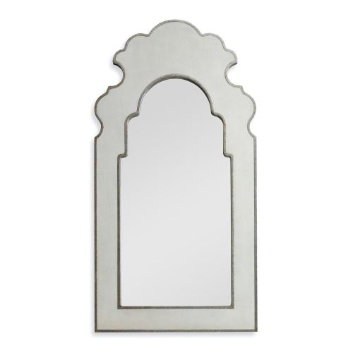 Shagreen Arched Mirror