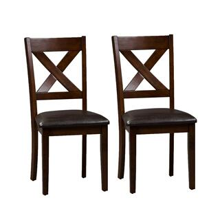 X Back Side Chair- Pack of 2