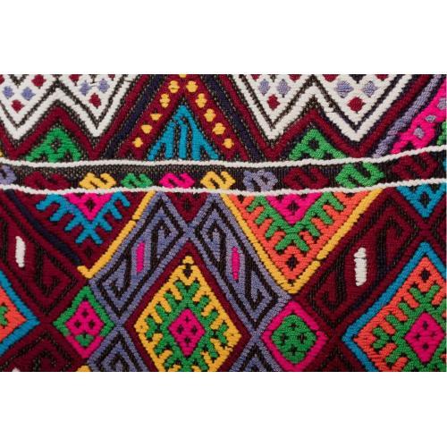 0307690145 Vintage Textile Wall Art