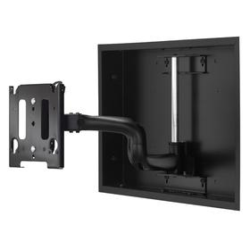 "Medium Low-Profile In-Wall Swing Arm Mount - 22"" (without interface)"