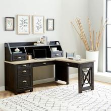 View Product - L Writing Desk Base
