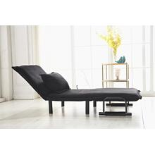 See Details - 7706 BLACK Multi-Functional Chair
