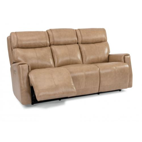 Holton Power Reclining Sofa with Power Headrests