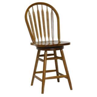 "See Details - 24"" Arrowback Barstool"