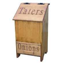 See Details - Tater Bin