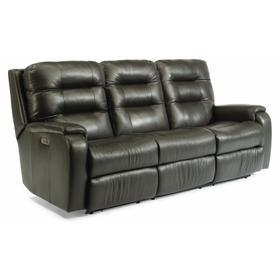 Arlo Power Reclining Sofa with Power Headrests and Lumbar