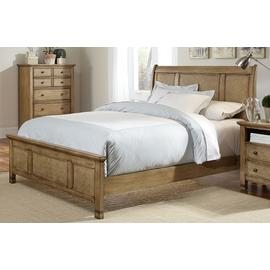 6/6 King Sleigh Bed