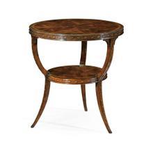 Empire style mahogany table
