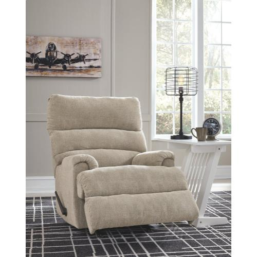 Man Fort Rocker Recliner Dusk