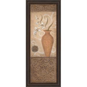"""Flower Pot Il"" Framed Print Wall Art"