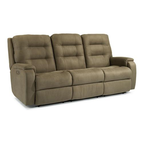 Gallery - Arlo Power Reclining Sofa with Power Headrests and Lumbar