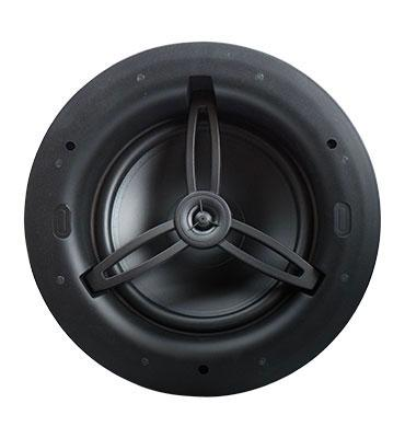 """NUVO Series Two 8"""" Angled In-Ceiling Speakers"""