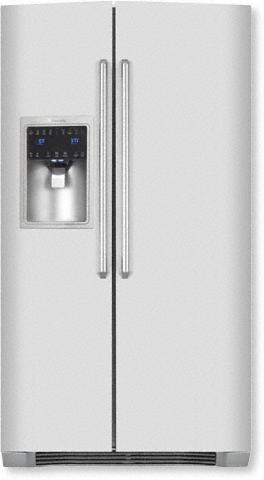 Electrolux - Standard-Depth Side-By-Side Refrigerator with IQ-Touch Controls