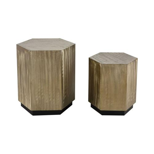 Broodcomb Accent Tables