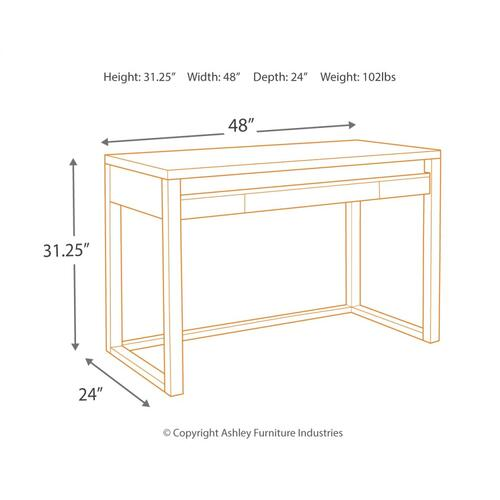 "Baybrin 48"" Home Office Desk"