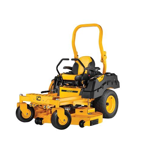 Cub Cadet Commercial Commercial Ride-On Mower Model 53RWEHRA050