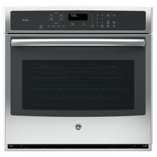 "Floor Model - GE Profile Series 30"" Built-In Single Convection Wall Oven"