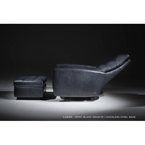 Lanier - Modern Rocking Chair - American Leather