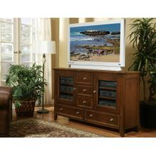 """View Product - 62""""W Tall Console"""