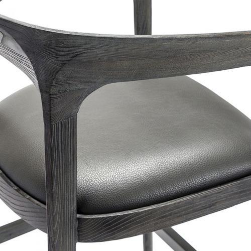 Kendra Counter Stool - Grey
