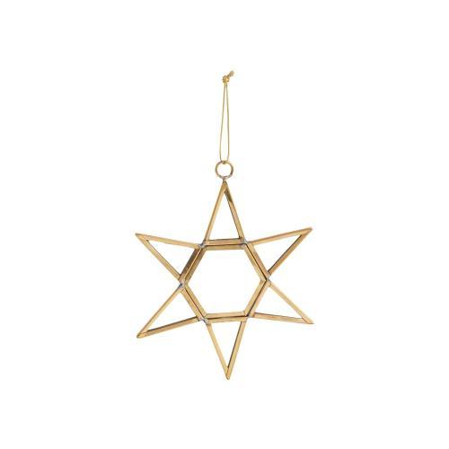 """5.25"""" Guiding Star Ornament"""
