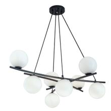Perch Chandelier - Acid Dipped Black