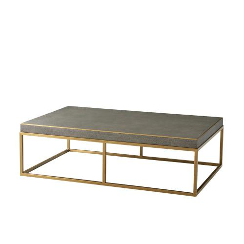 Fisher Rectangular Cocktail Table