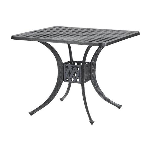 """Gensun Casual Living - Coordinate 30"""" Square Dining Table"""