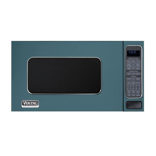 Viking - Iridescent Blue Conventional Microwave Oven - VMOS (Microwave Oven)