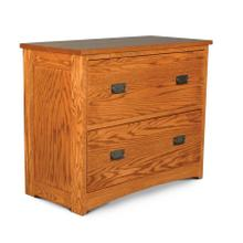 Prairie Mission File Cabinet, Lateral