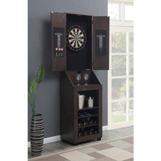 Bones Dartboard Cabinet