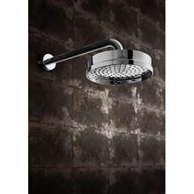 "Waldorf 8"" Rain Head - Polished Chrome"