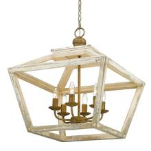 Haiden 6 Light Pendant