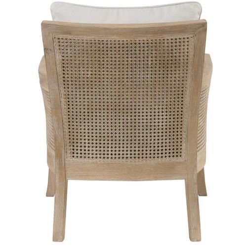 Uttermost - Encore Armchair, Natural