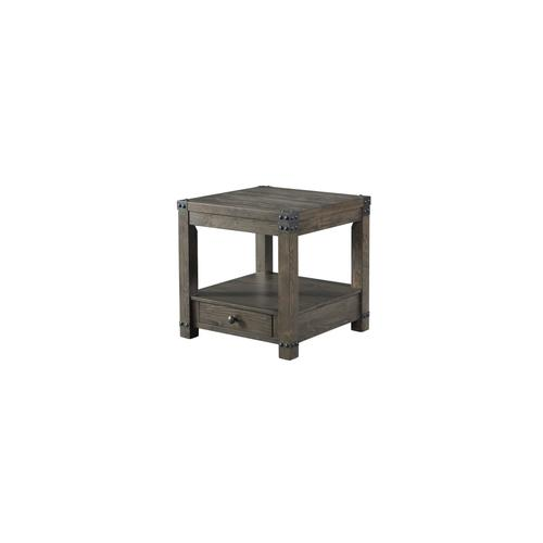 Gallery - 7593 Drawer End Table