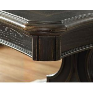 Rhapsody 72-108 inch Dining Table with 2-18 inch Leaves