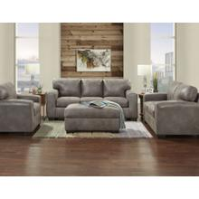 Telluride Latte (Sofa & Love) Chair & 1/2
