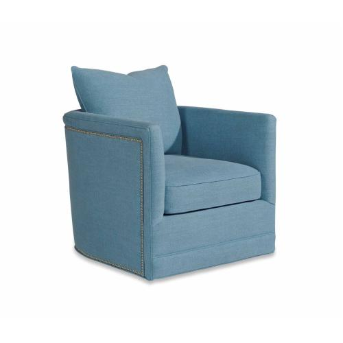 Mizner Swivel Chair
