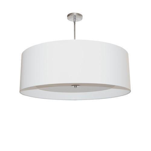 Product Image - 4lt Helena Pendant Pc, White W/white Diffuser