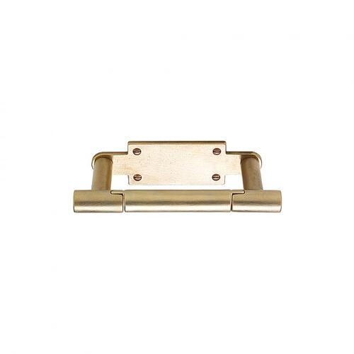 Tube Toilet Paper Holder - TP6 Silicon Bronze Brushed